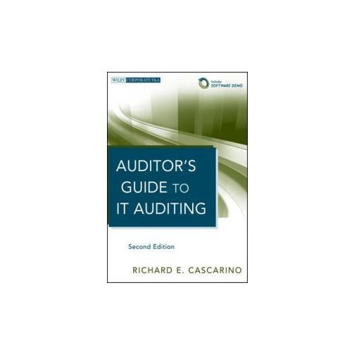 Auditor's Guide to It Auditing, Second Edition + Software Demo (9781118147610)