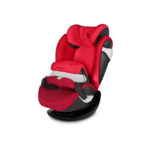 Cybex gold fotelik samochodowy pallas m rebel red-red (4058511211350)