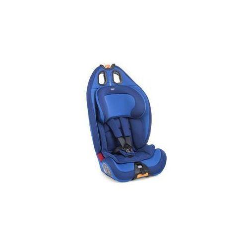 Fotelik samochodowy gro-up 1-2-3 9-36kg + gratis (power blue) marki Chicco