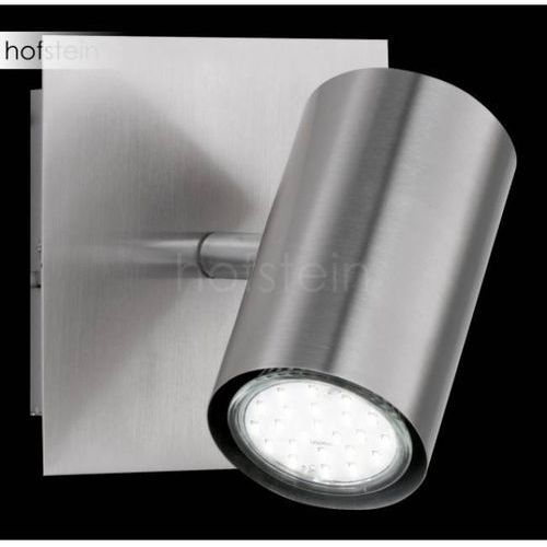 Trio 8024 lampa ścienna Nikiel matowy, Stal nierdzewna, 1-punktowy - - Nowoczesny/Design - Obszar wewnętrzny - 8024 -