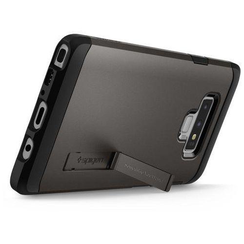 Etui Spigen Tough Armor Samsung Galaxy Note 9 Gunmetal - Szary, 599CS24576