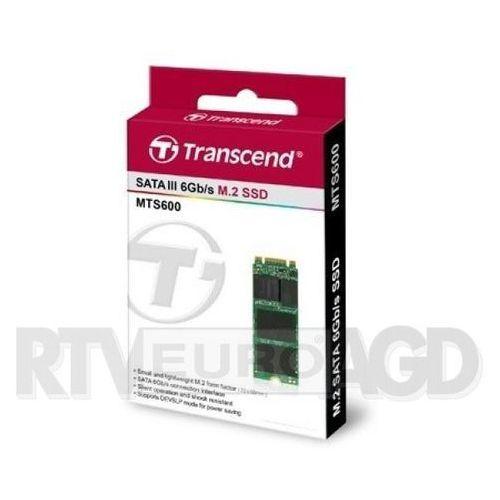 Transcend MTS600 M.2 128GB - produkt w magazynie - szybka wysyłka!