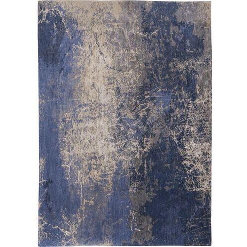 Dywan Louis de Poortere Cracks abyss blue, 8629