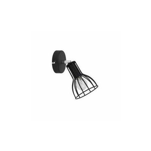 Kinkiet lampa ścienna Spot Light Megan 1x60W E14 czarny 2743104, 2743104