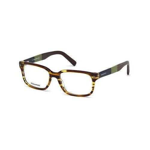 Okulary Korekcyjne Dsquared2 DQ5216 047