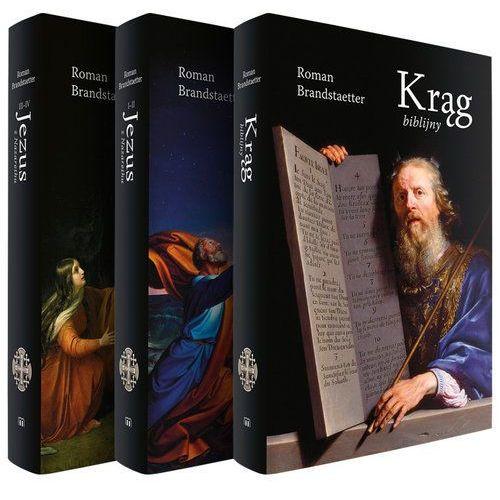 Jezus z Nazarethu / Krąg biblijny - Roman Brandstaetter, M