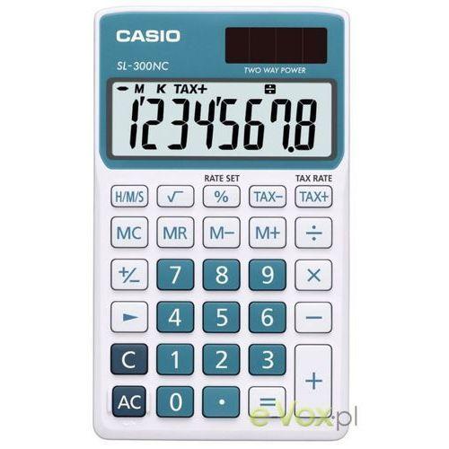Kalkulator CASIO SL-300NC-BU-S-EH