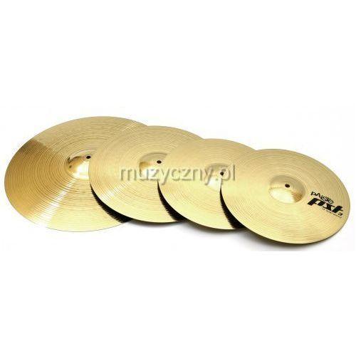 Paiste PST 3 14″HH 16″C 20″R zestaw talerzy perkusyjnych