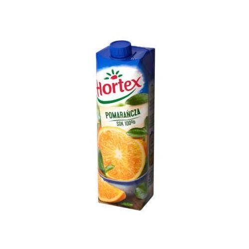 Hortex Sok 1l pomarańczowy (5900500024290)