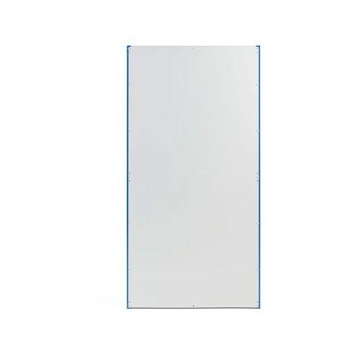 Panel tylny do regału mix, 2100x1000 mm, szary marki Aj produkty