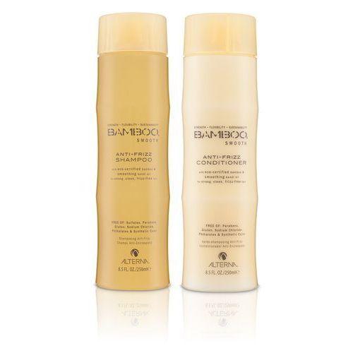 Alterna  bamboo smooth zestaw wygładzający | szampon 250ml + odżywka 250ml