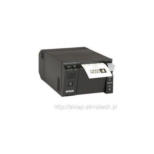 Epson TM-T70II-DT, USB, RS232, Ethernet(LAN), PosReady 7, czarna, C31CD51322