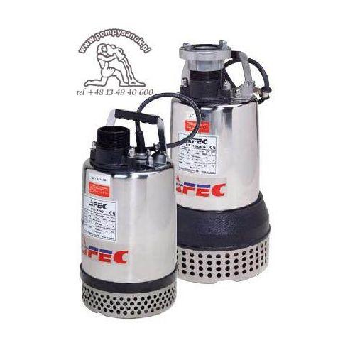 FS 400 - AFEC pompa odwodnieniowa dla budownictwa Hmax - 11m, wydajność do 233 l/min - zmiana na PRORIL SMART 400, FS 400, FS 400 A