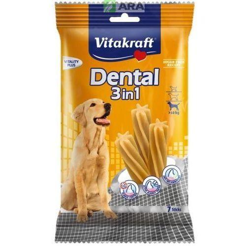 VITAKRAFT Dental Stick 2in1dla dużych psów 180g (4008239309174)