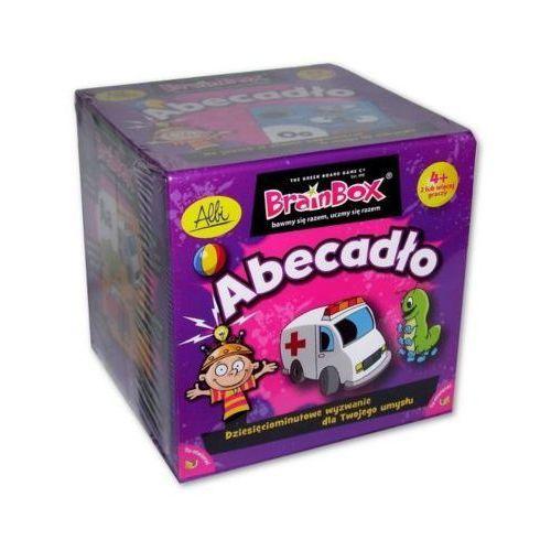 Albi gra brainbox abeceadło pl (8590228009227)