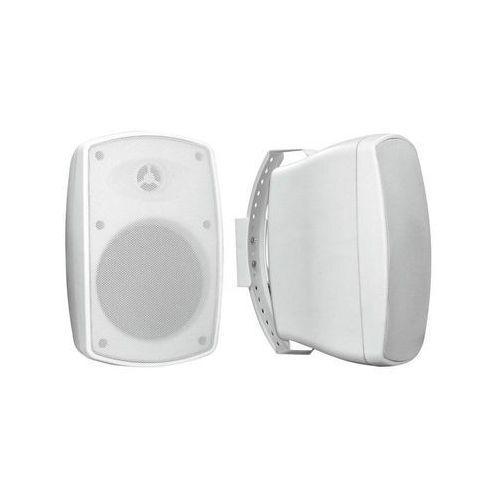 Głośnik ścienny Omnitronic 11036925, Kolor: biały (4026397543650)