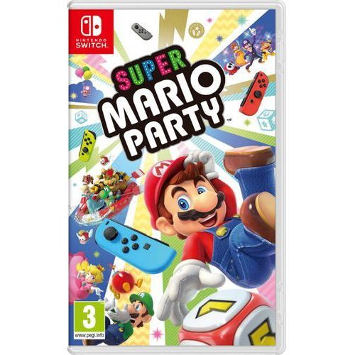 Gra NINTENDO SWITCH Super Mario Party