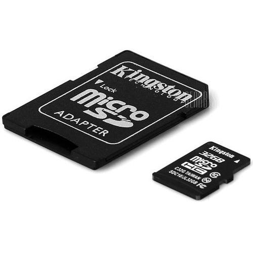 Gearbest Kingston 32gb class 10 hot sale micro sd/sdhc memory card with sd adapter