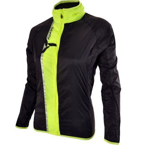 Silvini  kurtka rowerowa gela wj802 black-neon m (8596016047518)