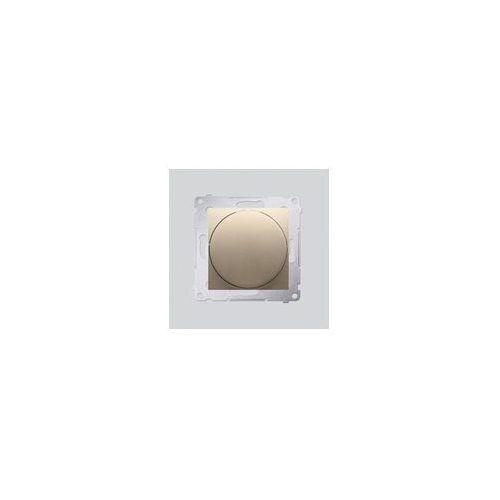 Kontakt SIMON 54 Premium Regulator 1–10 V . Do załączania i regulacji źródeł światła z zasilaczami sterowanymi napięciem 1–10 V Złoty (met.) - DS9V.01/44