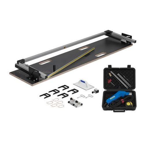 Pro bauteam Zestaw maszyna do cięcia styropianu - 1350/320 mm + nóż do styropianu - 250 w