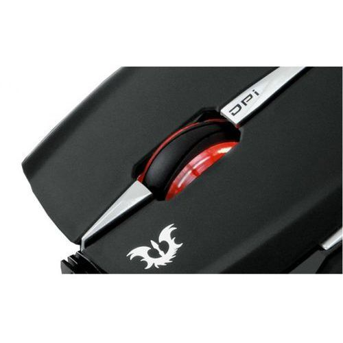 Rovens.pl Gamdias Erebos Optical - Mysz dla graczy z wymiennymi panelami (3500 DPI) (4710728303951)