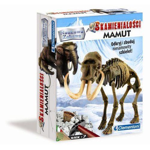 Clementoni Zabawka  skamieniałości mamut 607150 (8005125607150)