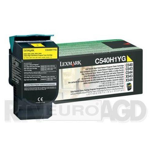 Lexmark  c540h1yg - produkt w magazynie - szybka wysyłka!