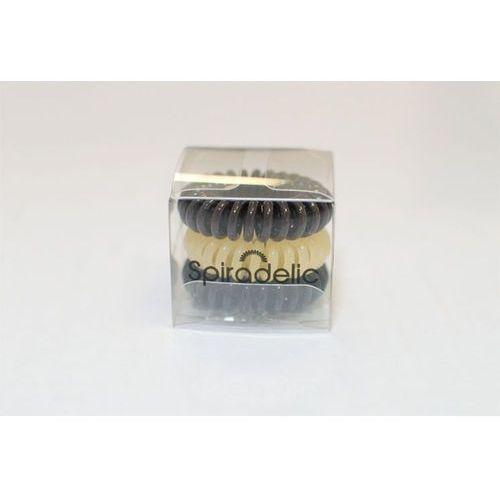 Gumki spiradelic natural 3 szt. - mix wyprodukowany przez Prospector