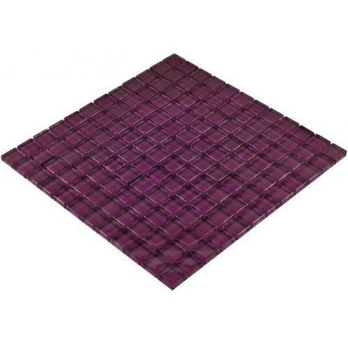 Goccia Color Line mozaika szklana fioletowa, 30x30 cm CLS1606, CLS1606