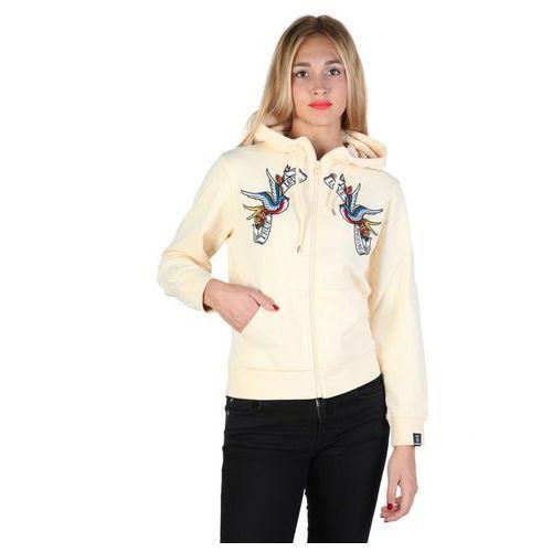 Bluza damska w328702m3604a32 biała marki Moschino