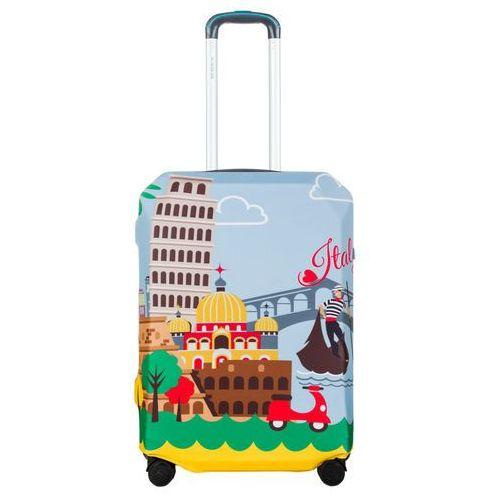 pokrowiec na średnią walizkę / rozmiar m / italy - italy marki Bg berlin