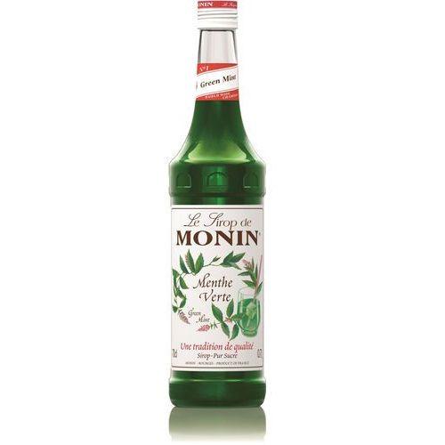 Monin Syrop zielona mięta green mint 700ml