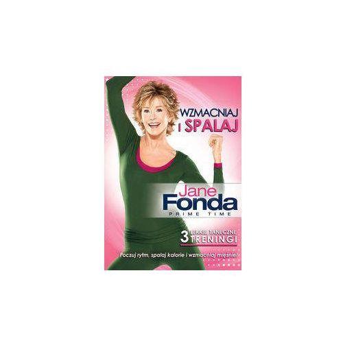 Jane Fonda- Wzmacniaj i spalaj (Płyta DVD) (5905116012174)