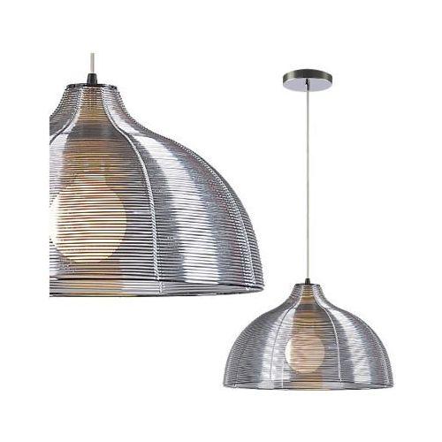 Lampa wisząca druciana zwis Rabalux Oz 1x60W E27 szary 2798, 2798