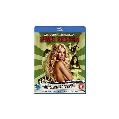 Striptizerki zombie (Blu-Ray) - Jay Lee (5903570062490)