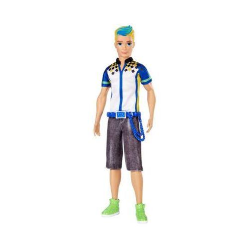 dtw09 video game hero barbie w świecie gier ken 3+ marki Barbie