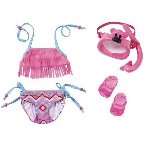 Baby born zestaw ubranek kąpielowych - zapf marki Mga