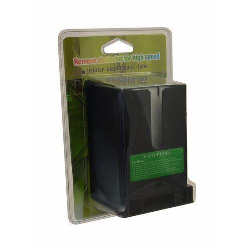 Pojemnik na zużyty tusz wox-e6711 do drukarek epson (zamiennik epson t6711) marki Jetworld