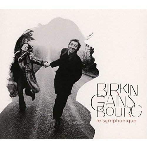 Warner music Birkin / gainsbourg: le symphonique (0190295867447)