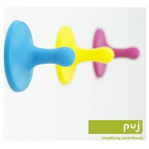 PUJ Zestaw haczyków Nubs, 3 szt.: różowy, niebieski, żółty
