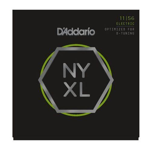 nyxl 11-56 gitara elektryczna marki D'addario