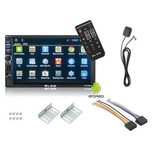 Blow radio avh-9900 + pilot 2din 7 gps/bt/usb/android