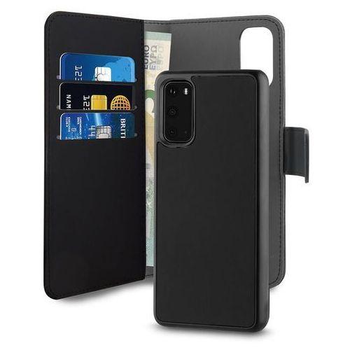 Puro Wallet Detachable Etui Portfel 2w1 Samsung Galaxy S20 (Czarny), 10_16248