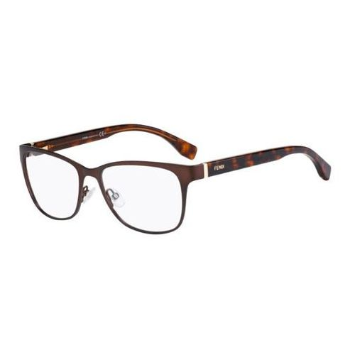 Okulary Korekcyjne Fendi FF 0110 MICROLOGO H1R