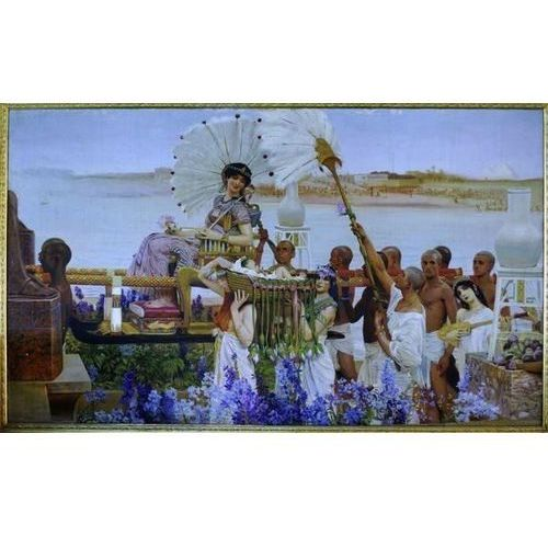 Reprodukcja The Finding of Moses by Pharaoh's Daughter 1904 Lawrence Alma Tadema