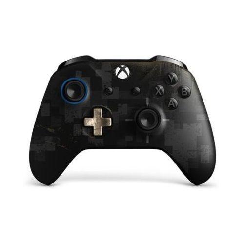 Kontroler bezprzewodowy MICROSOFT WL3-00116 Woodley Czarny do Xbox One (0889842353099)