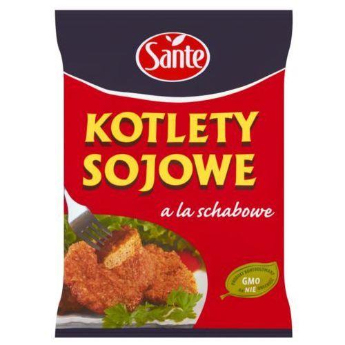 Sante Kotlety sojowe a la schabowe 100 g z kategorii Zdrowa żywność