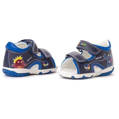e74a8216b9b Gdzie tanio kupić  Geox sandały chłopięce 24 niebieski