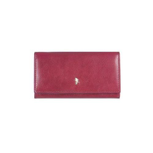 Puccini portfel damski skórzany z kolekcji murano